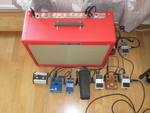 My amp and effects